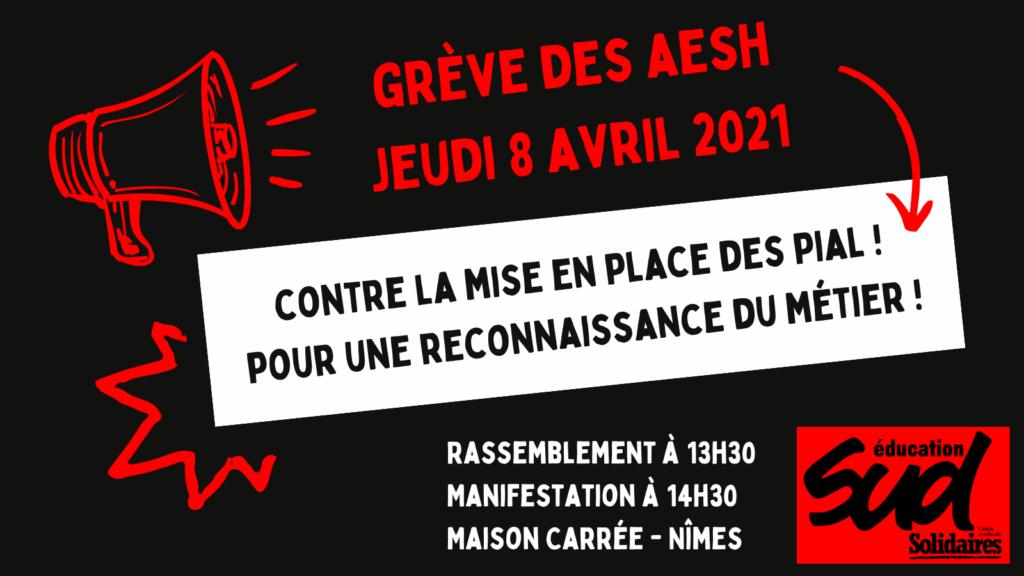 Moi, AESH, voilà pourquoi je ferai grève le 8 avril