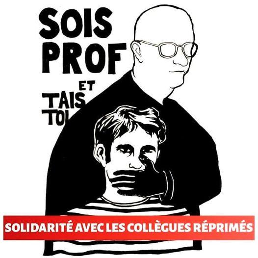 Contre la répression anti-syndicale : soutien à notre camarade Gwenn!