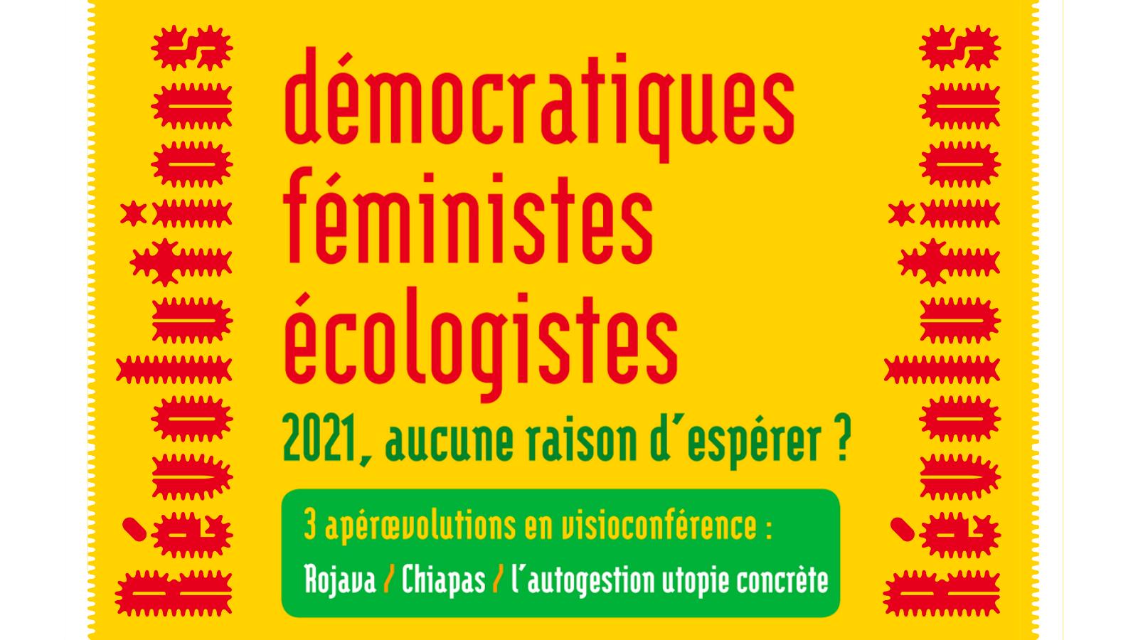 Solidaires 30 vous invite à un cycle d'apéroevolutions en visioconférence !